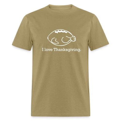turkeyball - Men's T-Shirt
