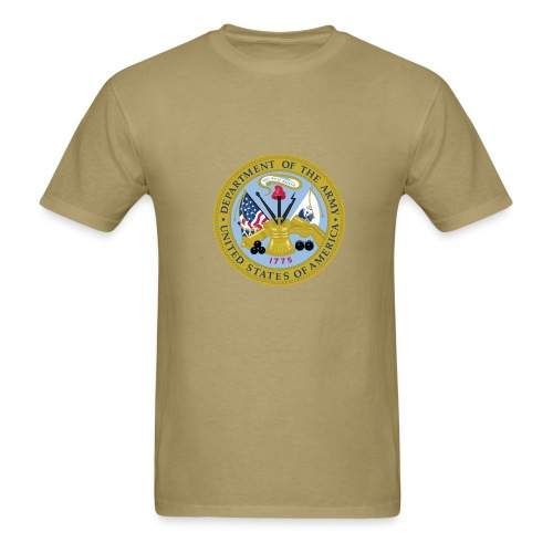 Army seal - Men's T-Shirt