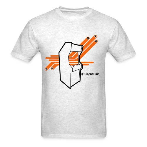 Men's Arcade Machine T-Shirt - Men's T-Shirt