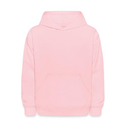 Kid's Hooded Sweatshirt (*ugh*....Pink!) - Kids' Hoodie