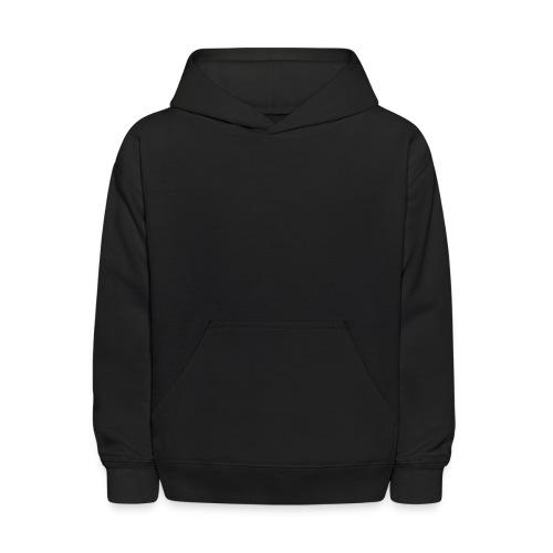 Kid's Hooded Sweatshirt (Philly Black!) - Kids' Hoodie