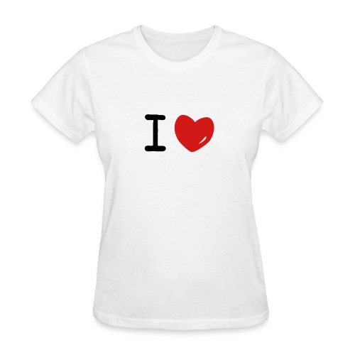 I Love Da SkeeT Shirt - Women's T-Shirt