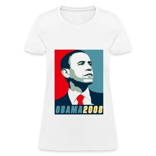 Obama 2008 - Women's T-Shirt