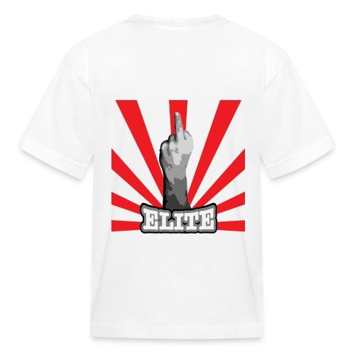 Proletariat/Elite - Kids' T-Shirt
