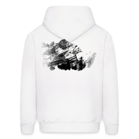 COOL Snow & Mountain Design Hoodies ~ 186