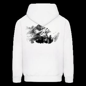 COOL Snow & Mountain Design Hoodies ~ 186
