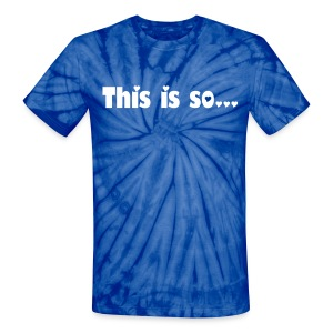 Clarinet This is so awkward Tie Dye T-shirt - Unisex Tie Dye T-Shirt