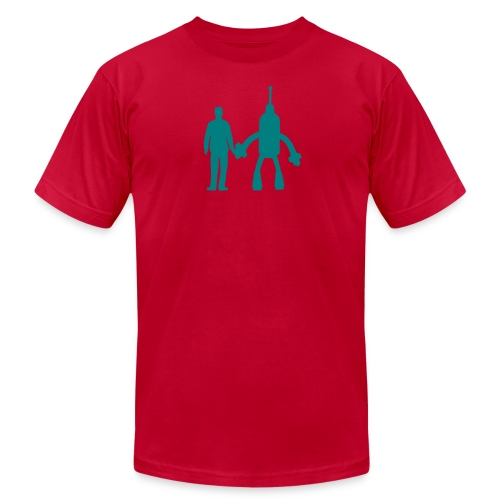 Light Blues - Men's  Jersey T-Shirt