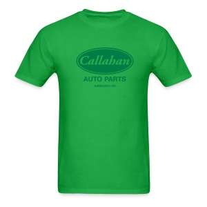 Callahan Auto Parts T-Shirt - Men's T-Shirt
