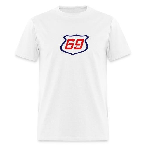 Rt 69 - Men's T-Shirt