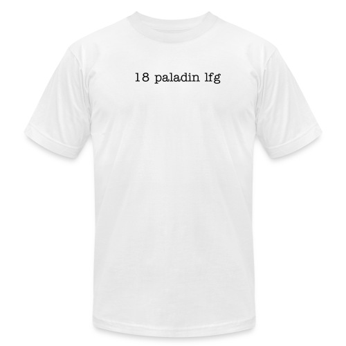 Poor Pally - Men's Fine Jersey T-Shirt