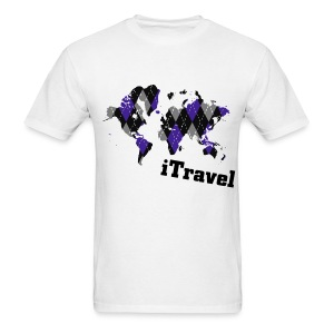 Men's Agryl iTravel Hoodie - Men's T-Shirt