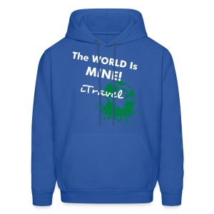 Men's The World Is Mine Hoodie - Men's Hoodie