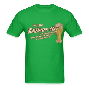 Men's Leisure T-shirt - Men's T-Shirt