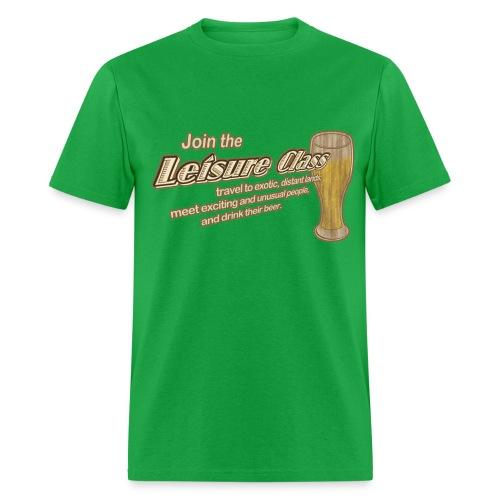 Men's Leisure T-shirt - Men's T-Shirt