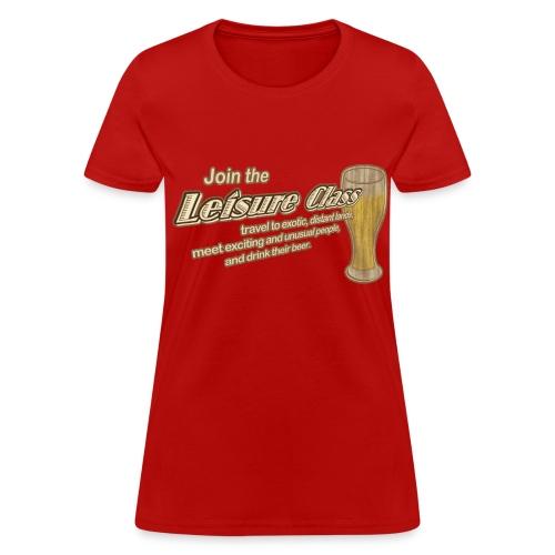 Women's Leisure T-shirt - Women's T-Shirt