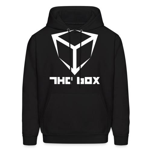 The Box Logo Hoody deluxe (flex print) - Men's Hoodie