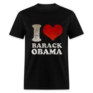 Obama - Homeboy 1 - Men's T-Shirt