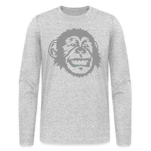 Monkey (3) Longsleeve - Men's Long Sleeve T-Shirt by Next Level