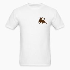 White ::BLACK BULL:: T-Shirts