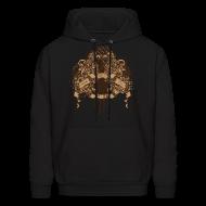 Hoodies ~ Men's Hoodie ~ Vintage Designer Tshirt Logo Crest Hoodies
