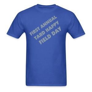 Tard Happy Field Trip - Men's T-Shirt