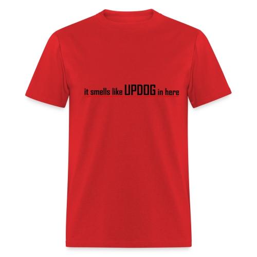 UPdog - Men's T-Shirt