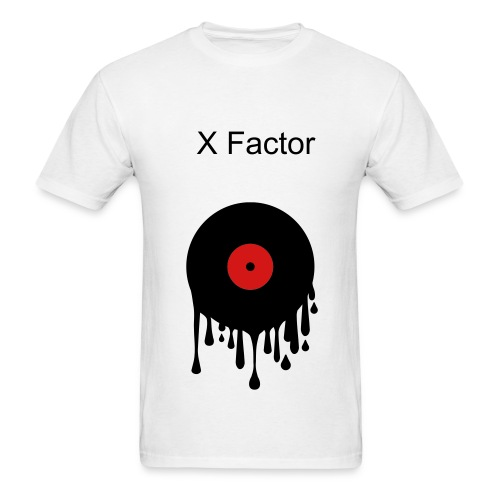 X Factor shirt women - Men's T-Shirt
