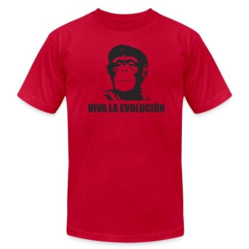 Viva La Evolucion - Men's Fine Jersey T-Shirt