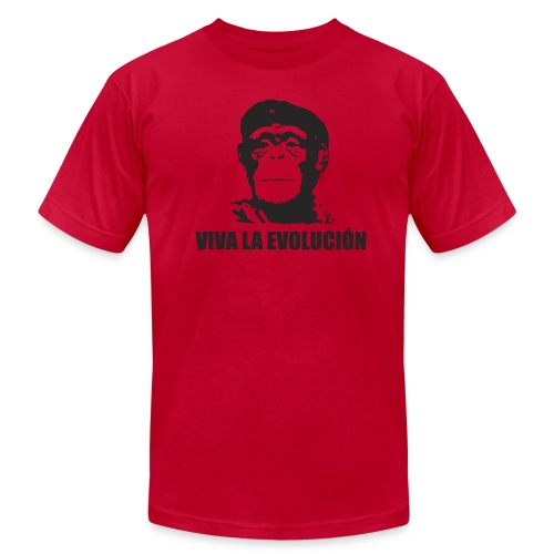Viva La Evolucion - Men's  Jersey T-Shirt