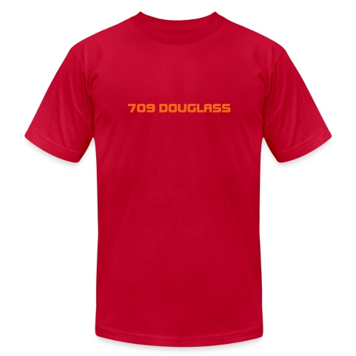 709 Douglass - Men's Fine Jersey T-Shirt