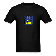 T-Shirts ~ Men's T-Shirt ~ Twenty-Four Hour Album Tee (Sale!)
