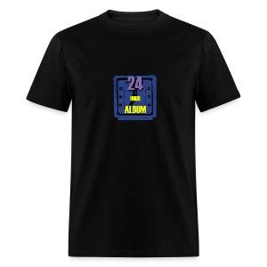 Twenty-Four Hour Album Tee (Sale!) - Men's T-Shirt