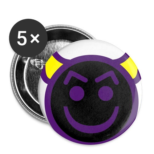DB Devil Large Pin - Large Buttons