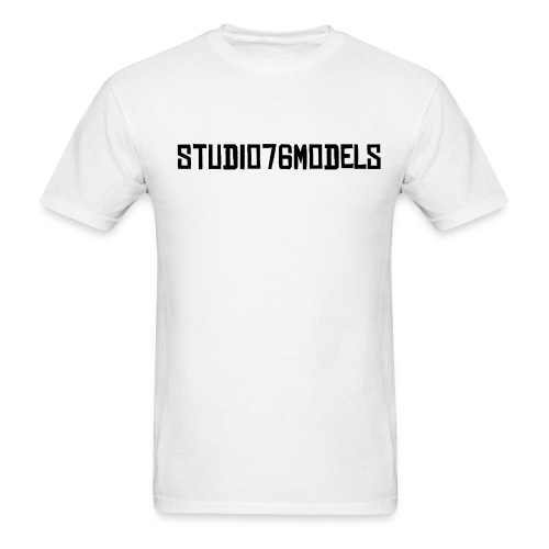 Men's T White - Men's T-Shirt