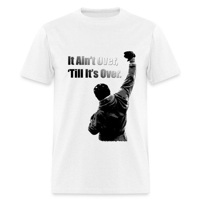 Till Over DesignRocky Aint Its Jk Shirt Mens It T deBoWrCx