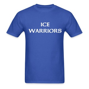 Ice Warriors - Men's T-Shirt