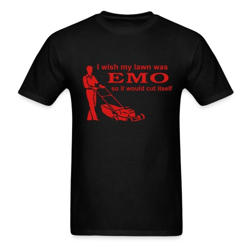 Not everything EMO is bad... - Men's T-Shirt