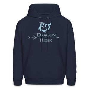 Metallic Sword DRAGON RIDER Sweatshirt - Men's Hoodie