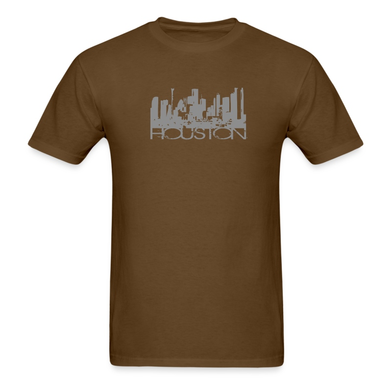 Houston Designer: Houston Texas T-shirt Design T-Shirt