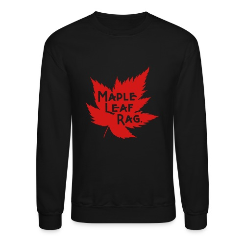 Joplin's Maple Leaf Sweat Shirt - Crewneck Sweatshirt