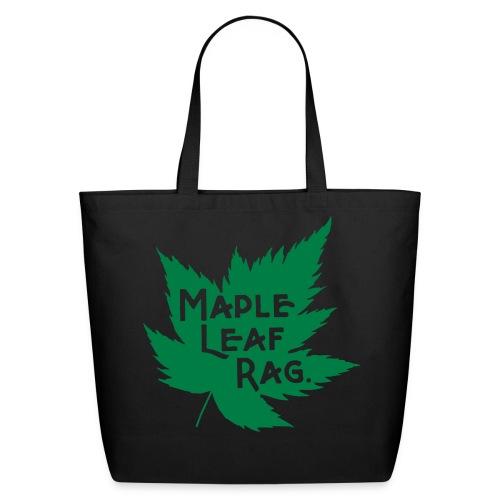 Joplin's Maple Leaf Bag - Eco-Friendly Cotton Tote