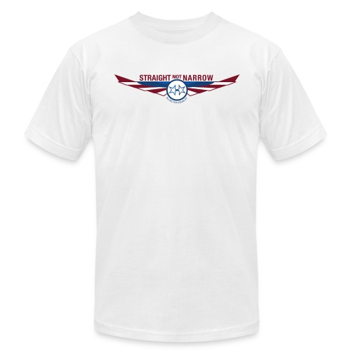 Men's AA T - Men's Fine Jersey T-Shirt