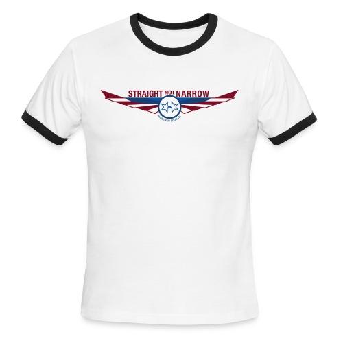 Men's AA Ringer - Men's Ringer T-Shirt