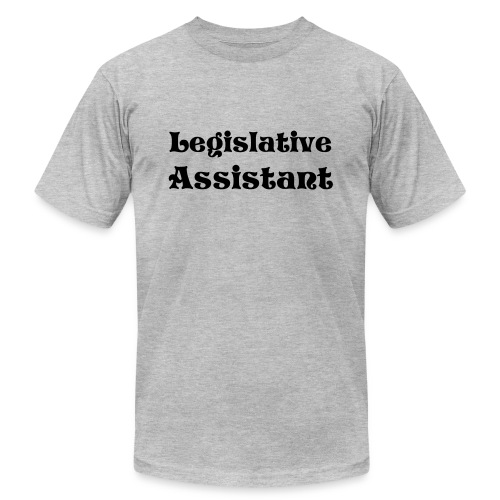 Men's Legislative Assistant - Men's  Jersey T-Shirt