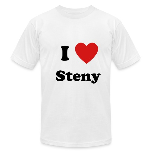 Men's I Luv Steny - Men's  Jersey T-Shirt