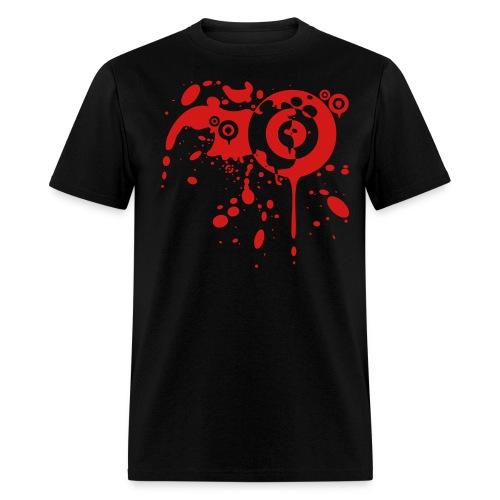 Trainwreck - Men's T-Shirt
