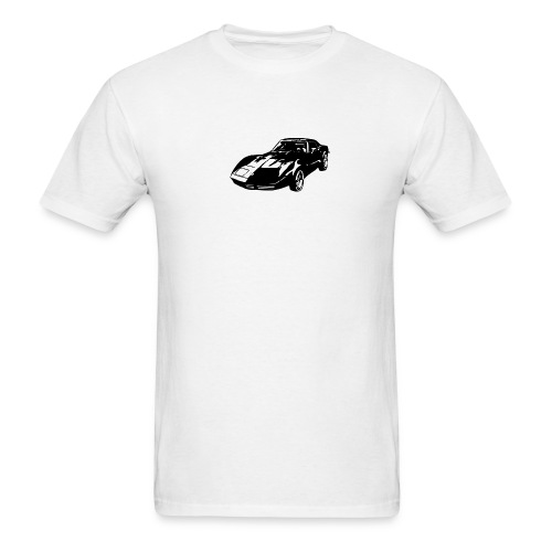 Corvette Tshirt - Men's T-Shirt