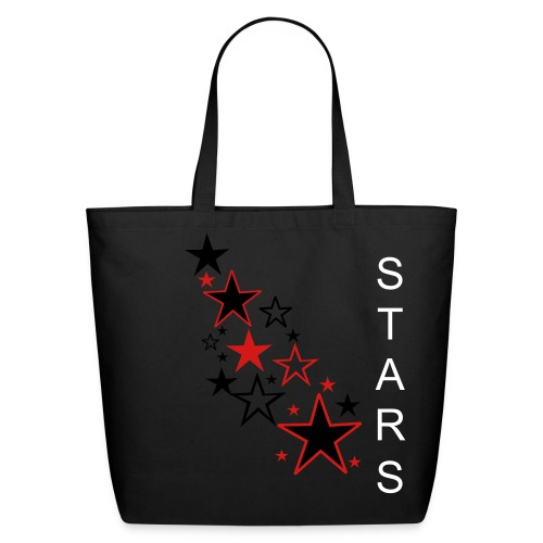 Stars Bag - Eco-Friendly Cotton Tote