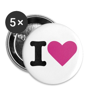 J.E.T.F Small Badges - Small Buttons
